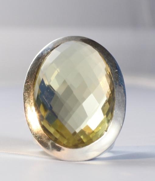 Citrine Rings, Citrine Silver.